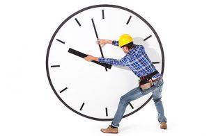 La gestion du temps, un enjeu majeur