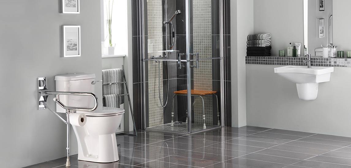 L'accessibilité dans la salle de bain