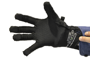 "Le gant ""IRON-HAND"""